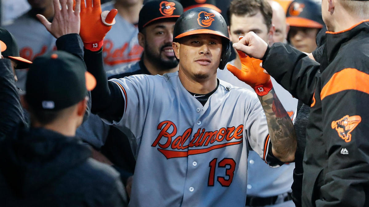 Manny Machado trade market: Eight teams talking to Orioles, but these two are the front-runners