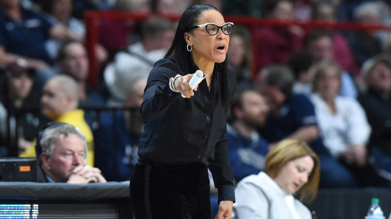 Missouri AD apologizes to South Carolina women's ...