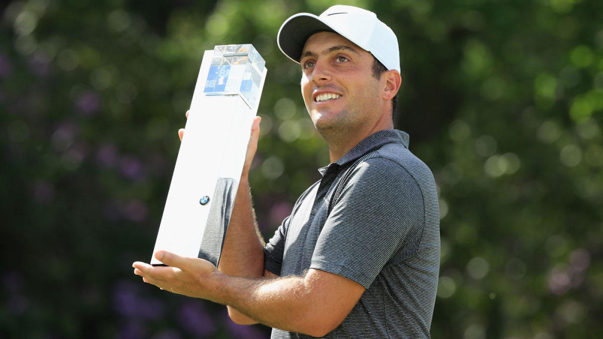 Defending champion Francesco Molinari