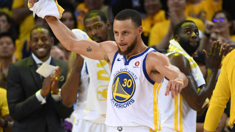 c5cf6935398c Warriors remind Rockets that dynasties don t die easily with dominant Game  6 second half - CBSSports.com