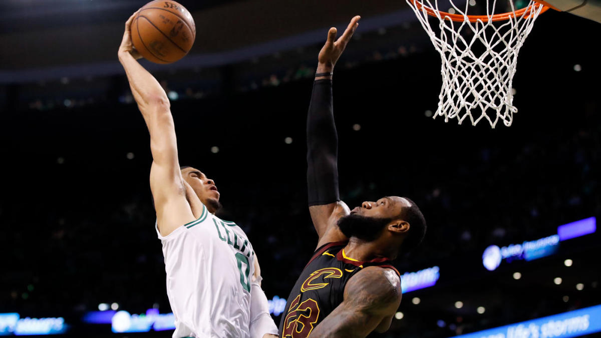 Jayson Tatum Celtics Poster