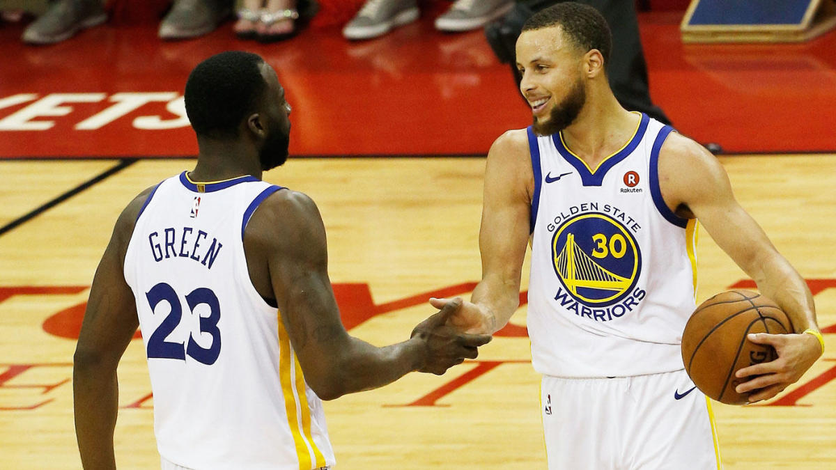 Warriors' Draymond Green hopes to play for Team USA at 2020 Olympics; Steph Curry reportedly expected to join teammate