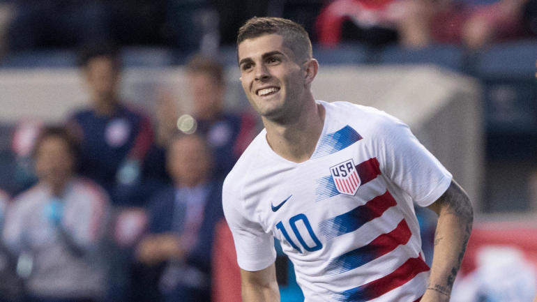 new arrival f7895 73246 USMNT releases roster for Italy and England friendlies ...