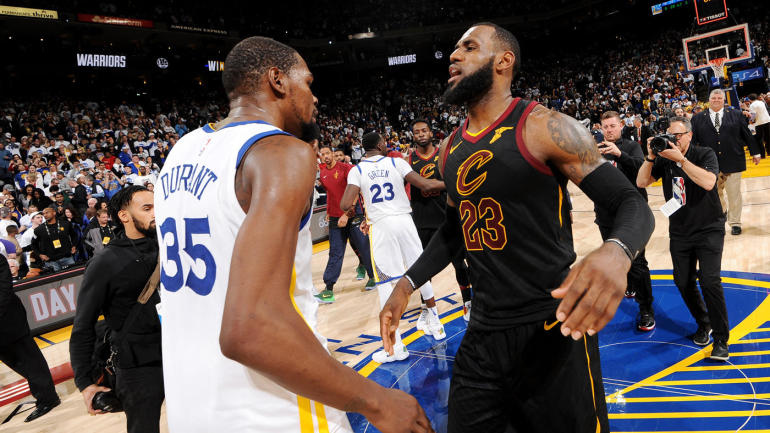 46bceac49a5e LeBron James free agency rumors  Kevin Durant turned down LBJ s offer to join  Lakers together - CBSSports.com