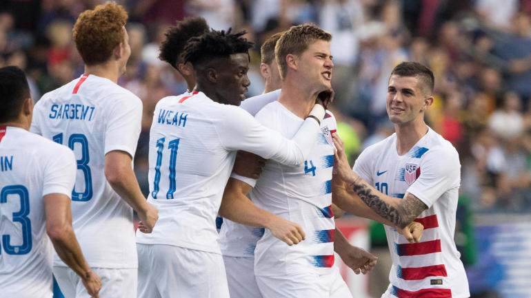 USA 3-0 Bolivia: Walker Zimmerman, Tim Weah, Josh Sargent power young Americans ...