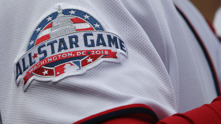 2018 MLB All-Star Game roster announcement  What you need to know about  selection show and Midsummer Classic in D.C. - CBSSports.com 319cfd3c431