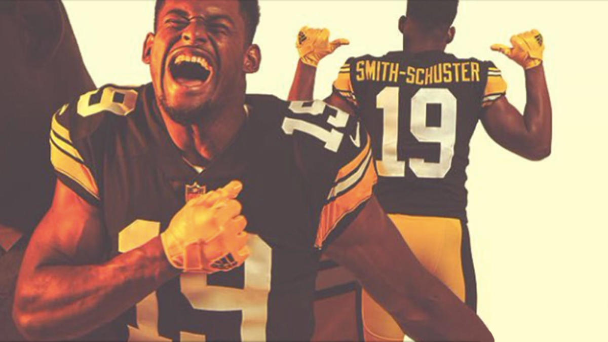 best website 9b369 7d93e Steelers unveil new understated throwback jerseys after ...