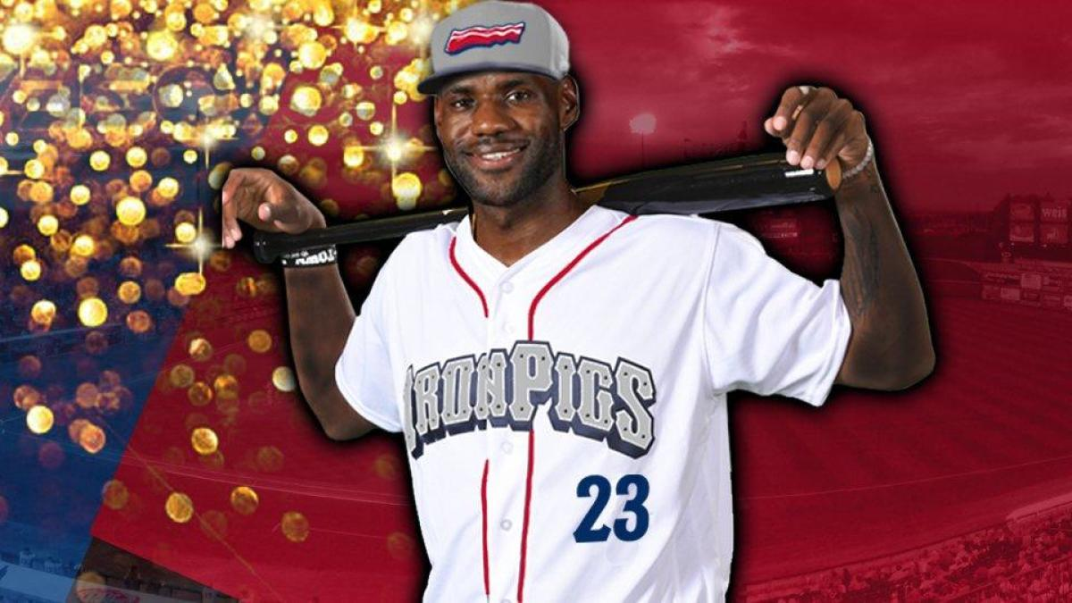 1aa85ca8b15 A minor-league baseball team wants LeBron James so badly they are giving  away free Sprite - CBSSports.com