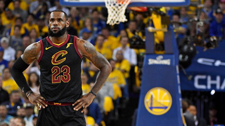 2018 NBA Finals  Excuses won t help LeBron James  Cavs going forward after  heartbreaking Game 1 loss - CBSSports.com 4b6bafc47