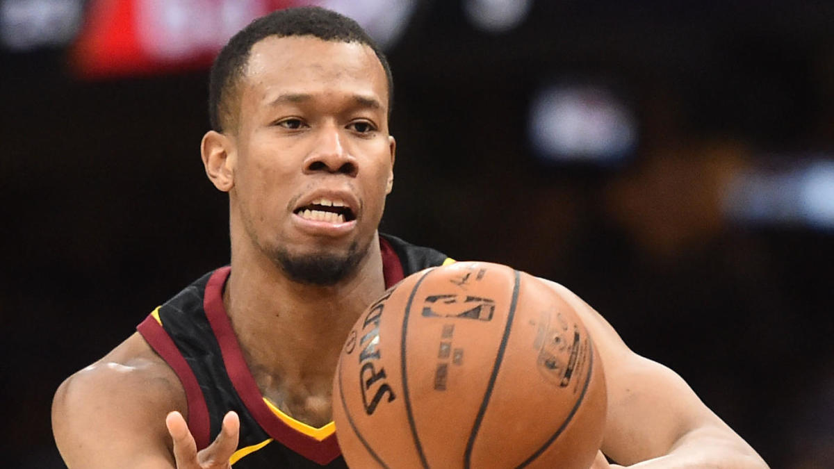 9caf8204 NBA Finals: Cavaliers' Rodney Hood says playing in Cleveland 'has been  tough' - CBSSports.com
