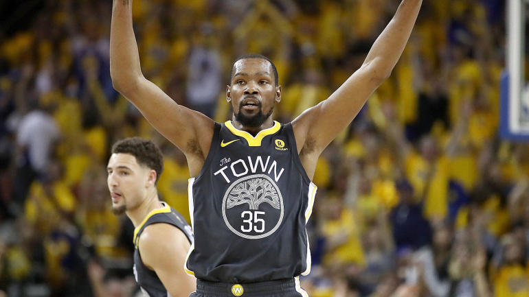236477f39bef NBA Finals  Kevin Durant playing within the system is ultimate key to  Warriors  dominance
