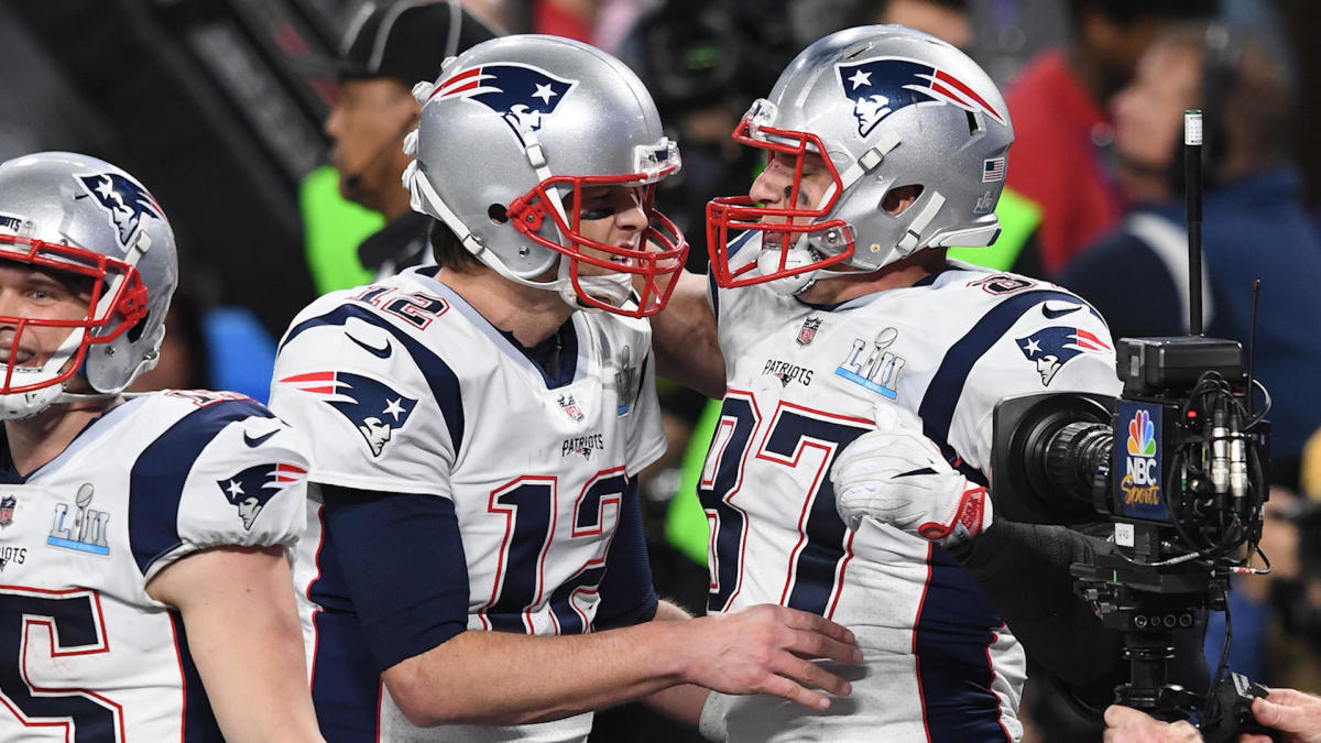 Rob Gronkowski Reportedly Works Out With Tom Brady At Ucla