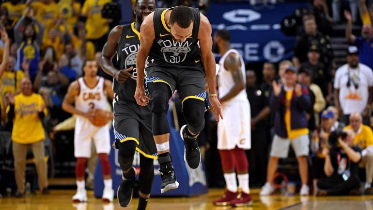 Cavs vs. Warriors final score: Steph Curry sets NBA Finals record for 3s as Golden State takes ...