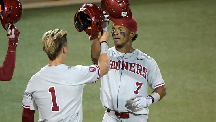 low priced 70cfc 8f6df 2018 MLB Draft: Silence is golden for Kyler Murray as ...