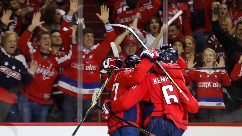 NHL playoffs 2018  TV schedule for Stanley Cup Final ec28b80d1