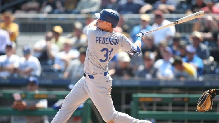 MLB DFS: Joc Pederson and best picks for September...