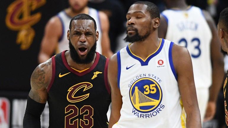 Warriors vs. Cavaliers odds: Expert on 18-6 run releases picks for NBA Finals Game 4 - CBSSports.com