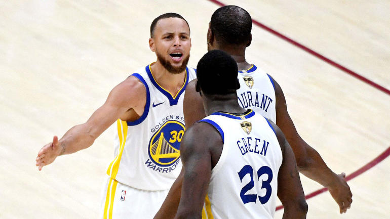 2018 NBA Finals: Warriors sweep Cavaliers in four games for third title in four seasons