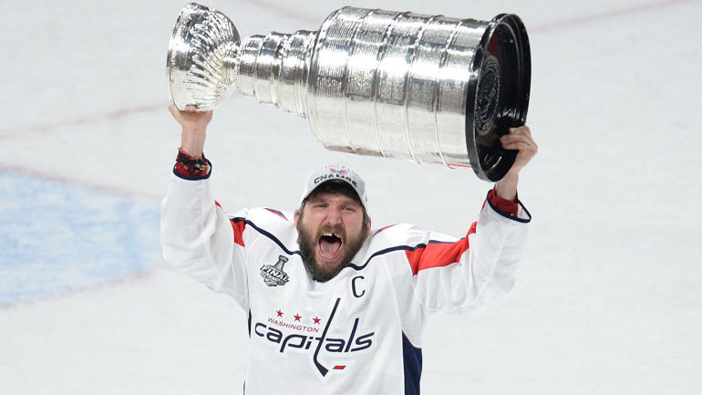 2018 Stanley Cup Final: Alex Ovechkin wins Conn Smythe just before hoisting Capitals' first Cup ...