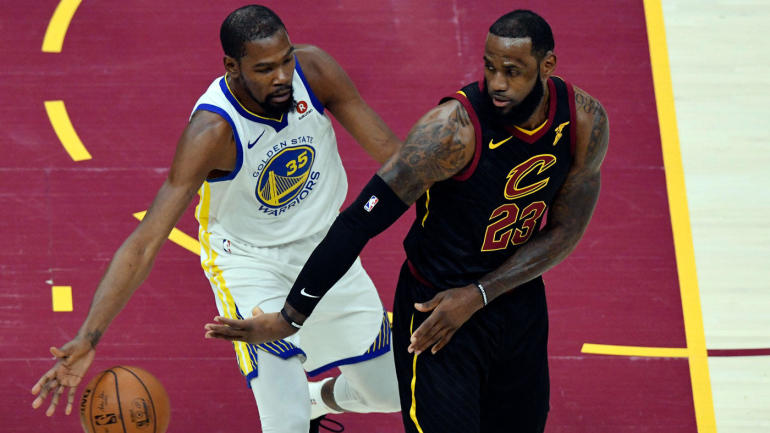 5551d7c992c9 How will Kevin Durant s comments on LeBron James impact 2019 s free agency   - CBSSports.com