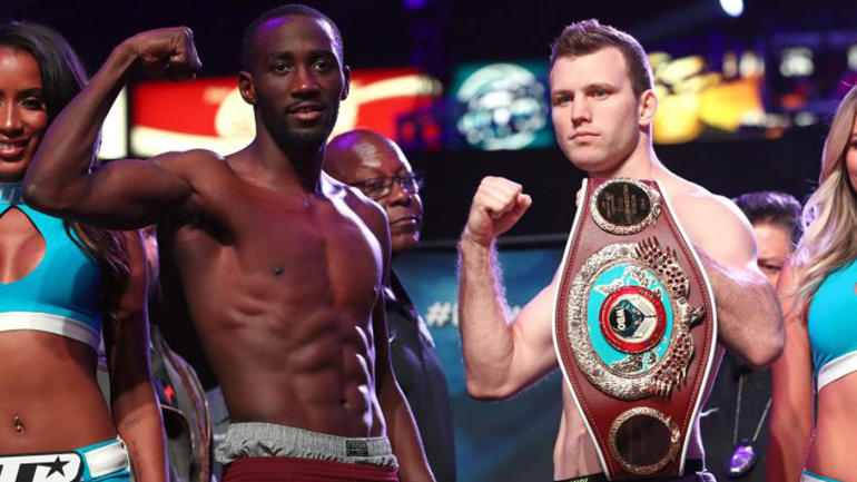 terence crawford vs  jeff horn fight  start time  live