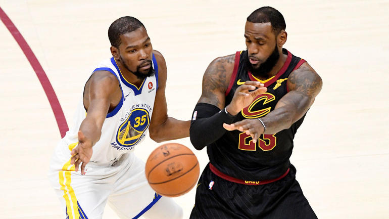 NBA Finals 2018: Warriors vs. Cavaliers, live Game 4 score, updates and highlights