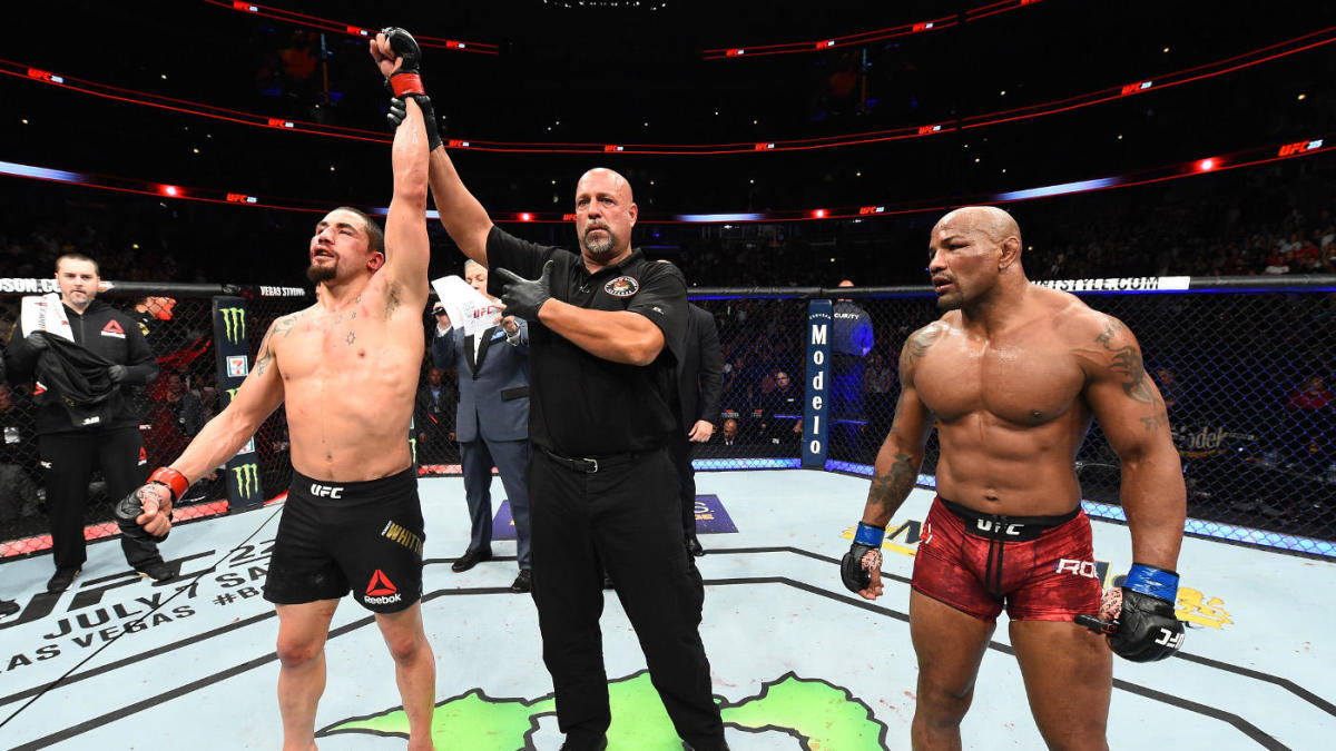 UFC 225: Fighters react to instant classic Robert