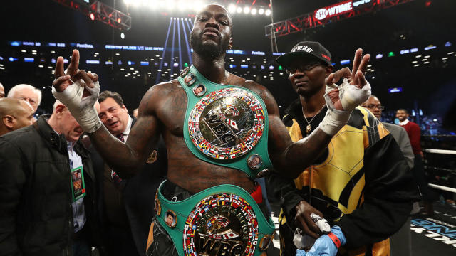 Deontay Wilder To Defend Wbc Heavyweight Title Against Dominic