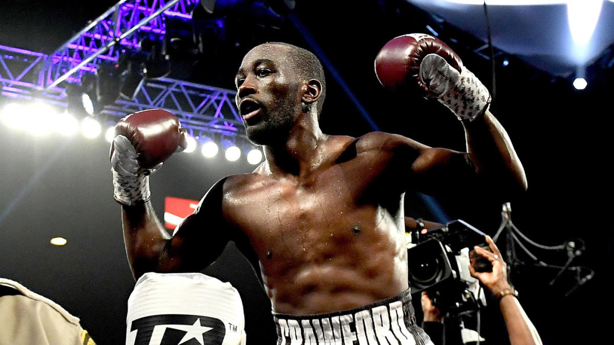 Terence Crawford next fight: Welterweight champ set to return in November against Kell Brook