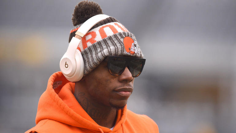 Browns receiver Josh Gordon says the Browns have  best receiving corps in  the league  - CBSSports.com 9960a8fd8