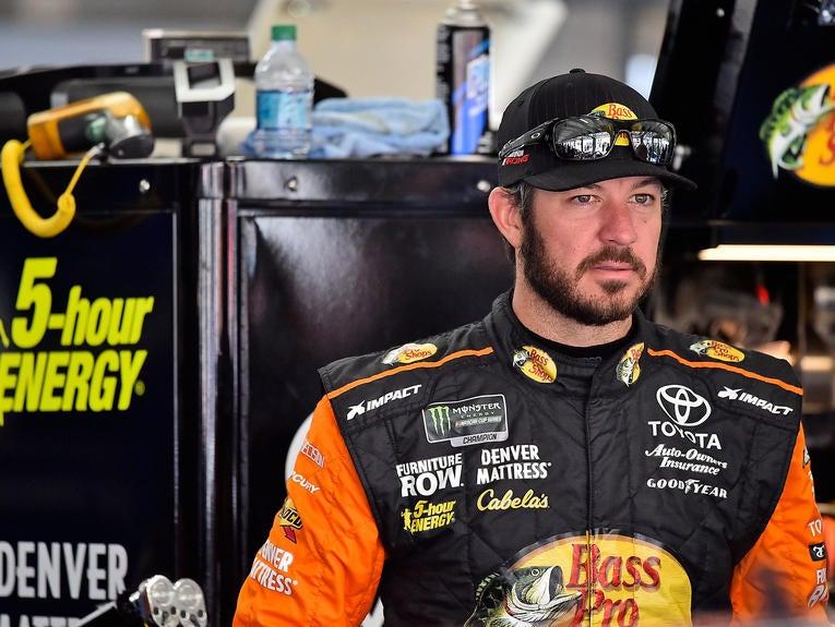 NASCAR: Coca-Cola 600-Practice