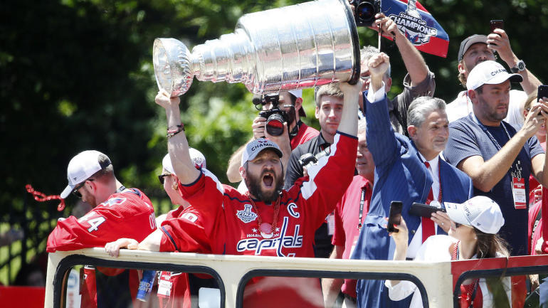 The Capitals  Stanley Cup parade was a boozy 62d5852c7443