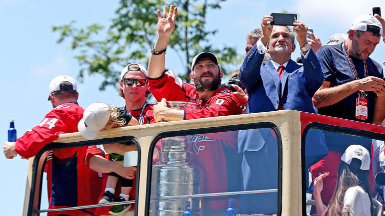 eb51fc78d97 Watch the Capitals  Stanley Cup parade  Live stream