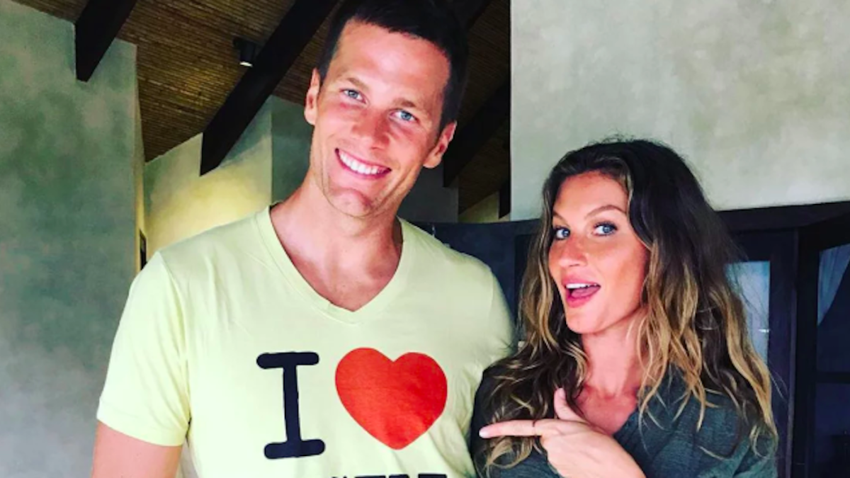 Tom Brady using Instagram comment to reveal how old he'll be