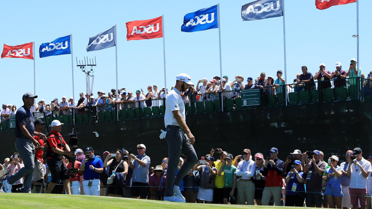 2018 u s  open tee times  pairings  complete field set for