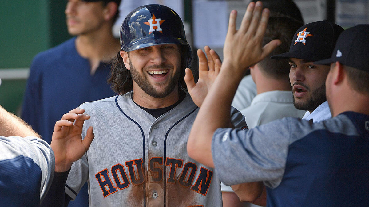 MLB hot stove: Astros trade Jake Marisnick to the Mets in exchange ...