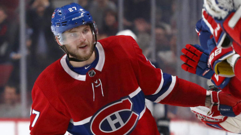 Canadiens deal Alex Galchenyuk to Coyotes in a one-for-one swap for Max Domi  - CBSSports.com b83554f1b