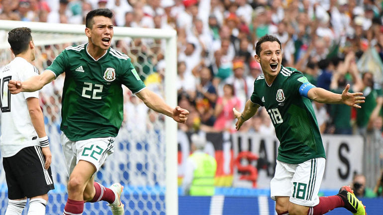 Mexico vs. Germany final score: Hirving Lozano's early goal stuns World Cup champs in massive ...