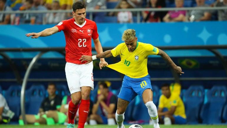Brazil World Cup scenarios: Switzerland's win puts pressure on Brazil vs. Serbia in Group E