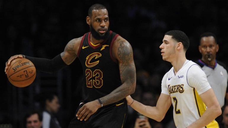de5d5987edbc 2018 NBA Free Agency  If LeBron James chooses Lakers
