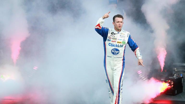 NASCAR at Sonoma Raceway LIVE updates, results: AJ Allmendinger wins Stage 1 after Martin Truex Jr. pits