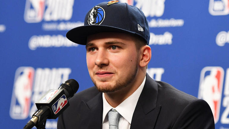 4f2a5a0f238 Mavericks planning to hold No. 3 overall pick Luka Doncic out of Summer  League