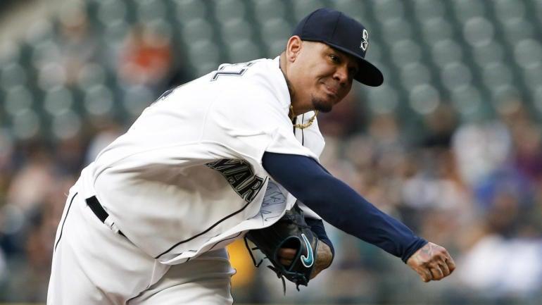 Fantasy Baseball: Two-start pitcher rankings for Week 14 peg Felix Hernandez, Freddy Peralta as sleepers