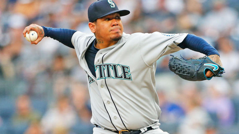 Felix Hernandez moved to bullpen by Mariners after 398 ...