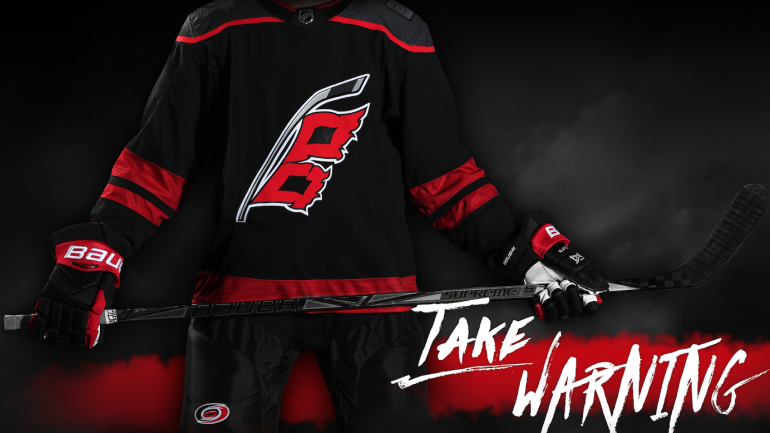 NHL Draft 2018: Hurricanes, Coyotes unveil new alternate third jerseys with ties to past ...