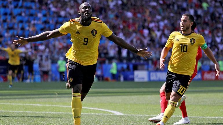 Belgium vs. Tunisia final score, recap: Romelu Lukaku and Eden Hazard score twice in comfortable win