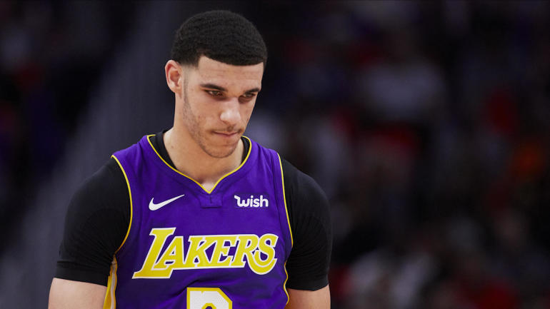 Lakers' Lonzo Ball to have arthroscopic surgery on left knee; expected back for training camp, per report
