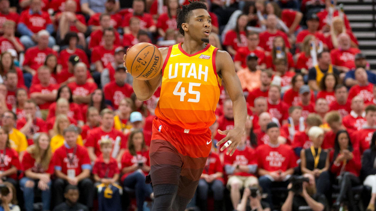 purchase cheap e4704 fcb2a NBA offseason musings: Donovan Mitchell primed for superstar ...