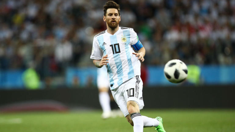 Argentina vs. Nigeria final score, recap: Lionel Messi, Marcos Rojo push Albiceleste to knockout ...