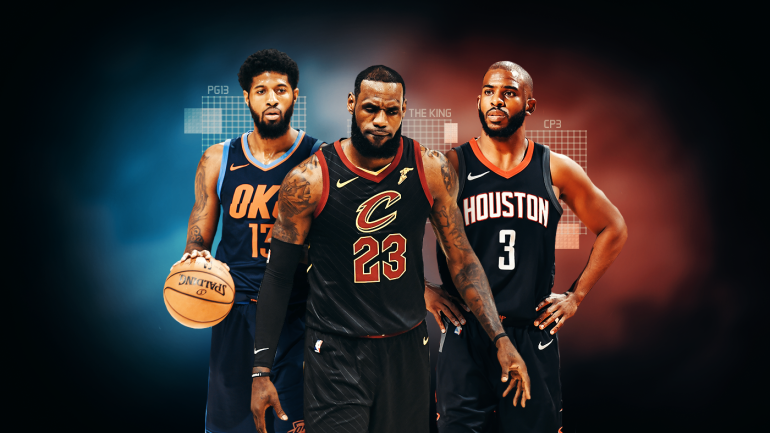 NBA free agency rankings 2018: LeBron James, Paul George, Chris Paul highlight top 50 free agents